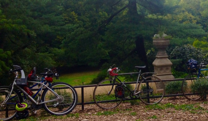 Brooklyn's Prospect Park is beautiful by foot or bike. Photo by Amy Sowder.